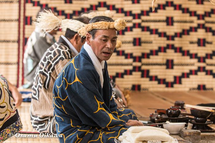 平成29年 新ひだか町 真歌公園 シャクシャイン法要祭 先祖供養祭 斎主