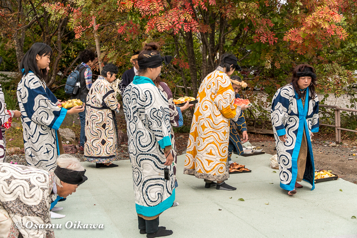 平成29年 新ひだか町 真歌公園 シャクシャイン法要祭 先祖供養祭