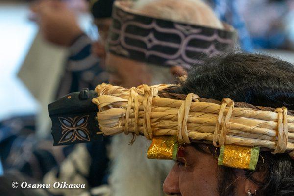 平成30年 平取町 チプサンケ アイヌ民族 衣装