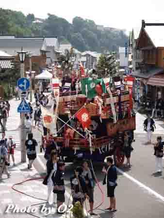 北海道,江差町,姥神大神宮渡御祭,北海道遺産,祭り,神社,平成18年,蛭子山
