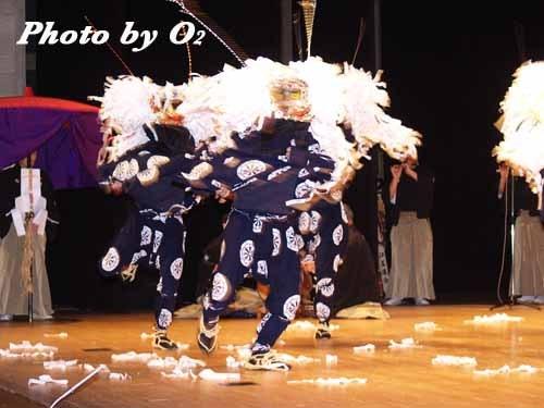 平成20年 江差町 郷土芸能フェスティバル 五勝手鹿子舞