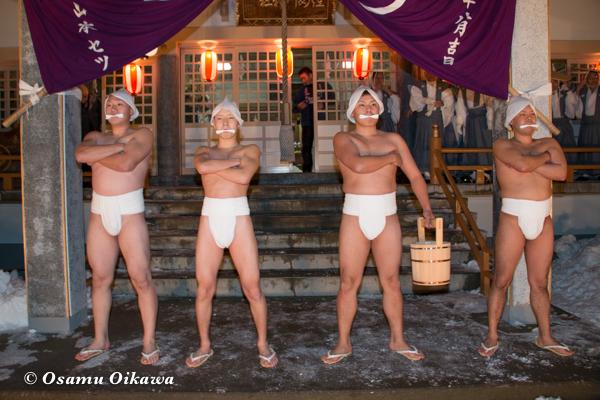 寒中禊ぎ祭 参籠報告祭