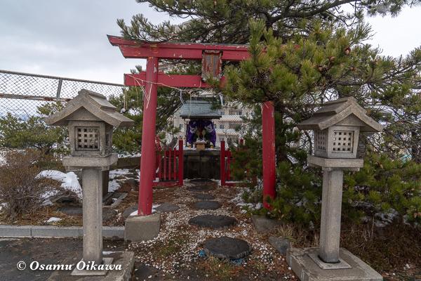 平成31年 函館市 互福稲荷神社 神社