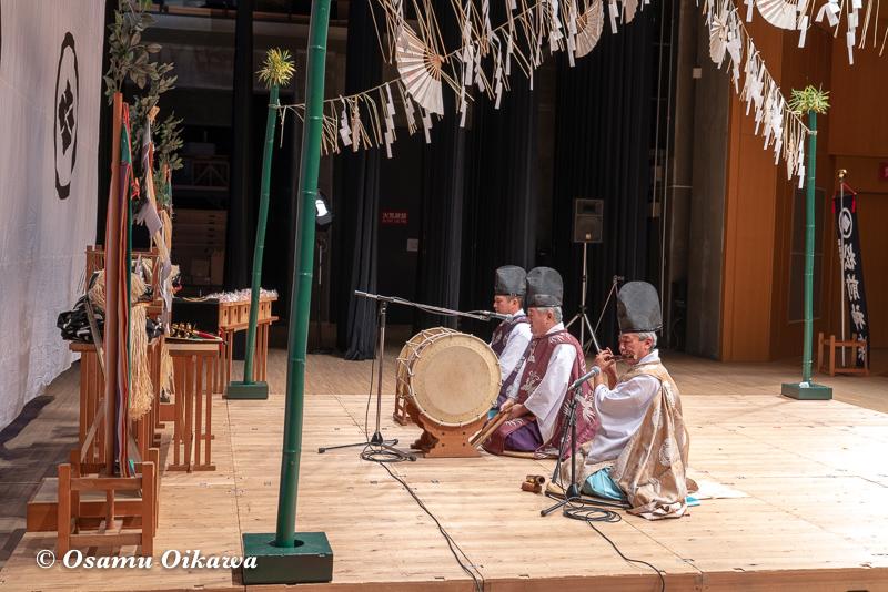 平成30年 小樽市 松前神楽北海道連合保存会 2018